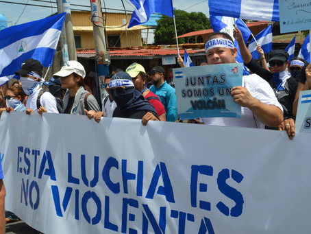 Voice, a basic Human Right | Nicaragua must end 'witch-hunt' against dissenting voices