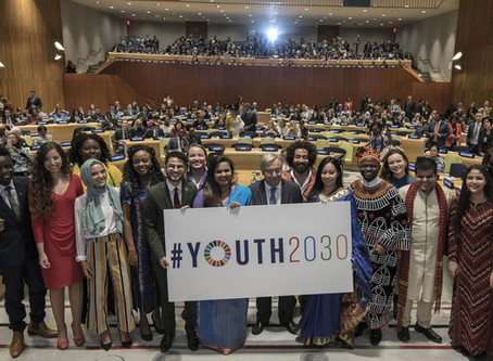 Youth2030: UN chief launches bold new strategy for young people 'to lead'