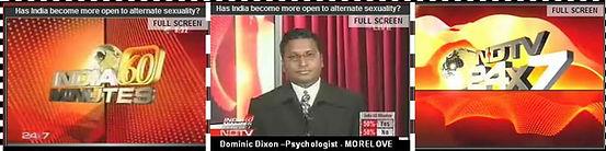 Dominic, Dominic Dixon Bangalore, Dominic Dixon United Nations, Dominic Dixon Canada, Dominc Dixon India