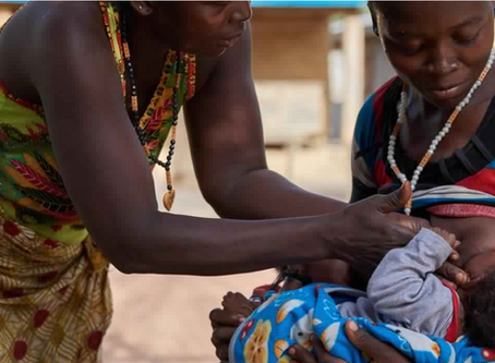 Breastfeeding within an hour after birth is critical for saving newborn lives