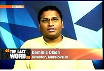 Dominic Dixon Bangalore