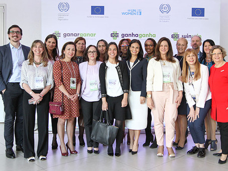 Gender equality is good for business, leaders say at 2018 WEPs Forum