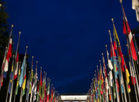 Terrorists potentially target millions in makeshift biological weapons 'laboratories', | UN forum