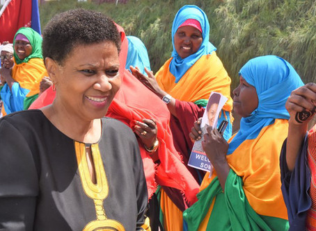 Somalia has 'once in a generation' gender equality opportunity – UN Women chief