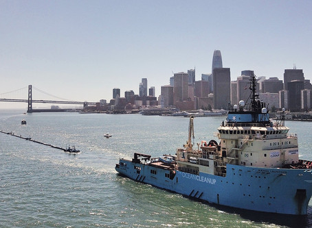 'Great Pacific Garbage Patch' clean-up project launches trial run: UNEP