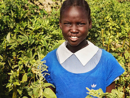 'I'll be the first farmer in my family' | A budding farmer takes action for Zero Hunger