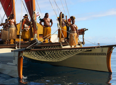 Heart of the Spirit | Sailing a traditional and sustainable path in Fiji's tropical waters