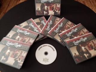 Ladies Night Unmasked DVDs.JPG