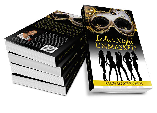 Ladies Night Unmasked 3D Advertisement.j