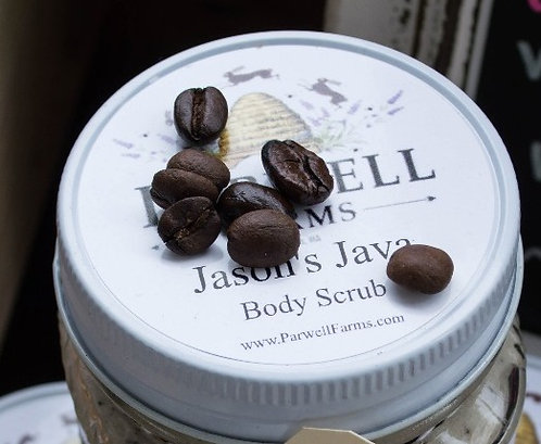 Jason's Java Body Scrub