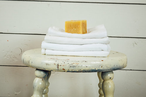 Carrot Honey Shampoo Bar