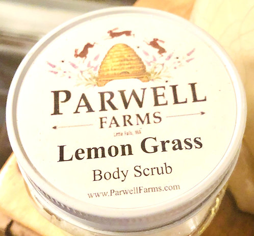 Lemon Grass Body Polish
