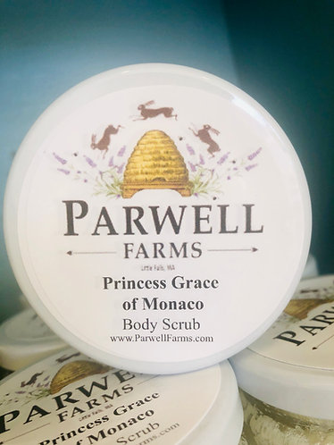 Princess Grace Body Polish