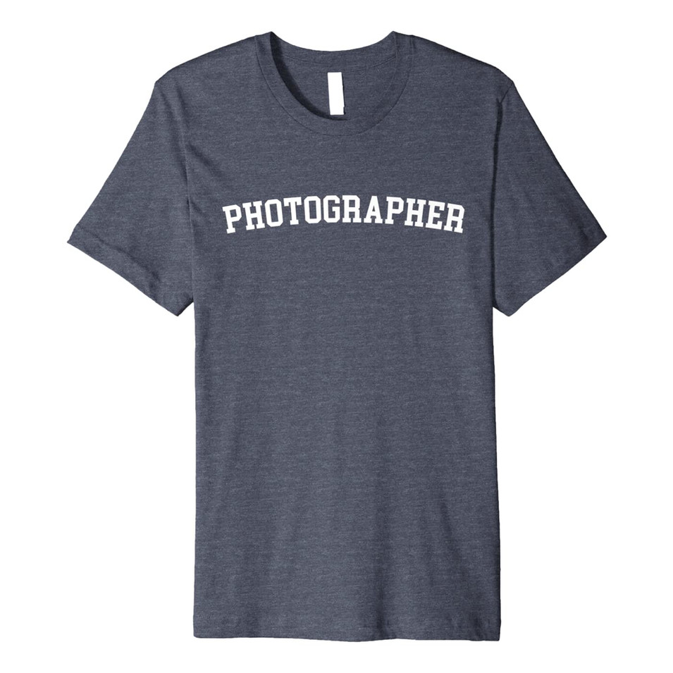 PHOTOGRAPHER COLLEGE FONT