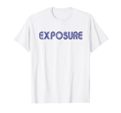 EXPOSURE SHIRT by YEAGERSHOTS