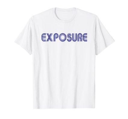 EXPOSURE SHIRT by YEAGERSHOTS