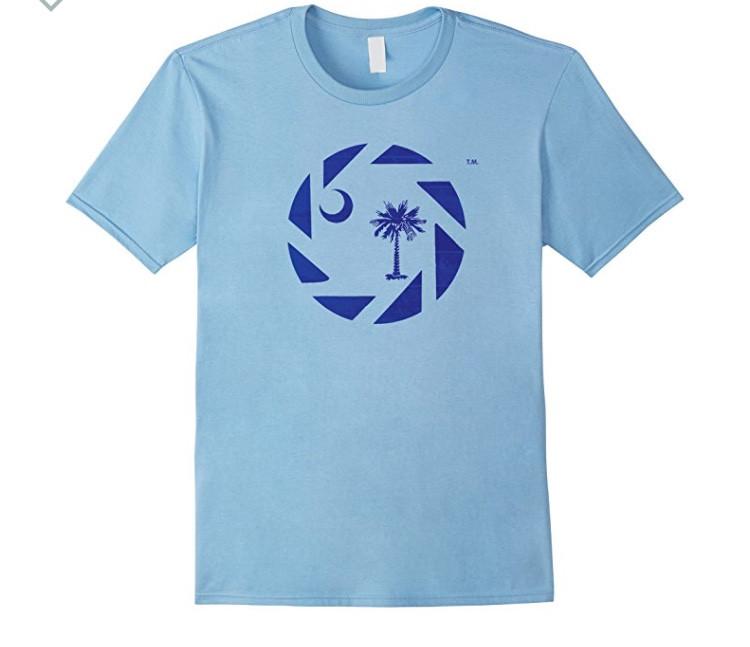 Carolina's Photography Aperture Logo Tshirt