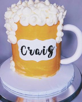 Beer Cake
