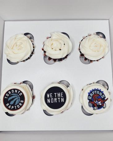 Raptor Cupcakes