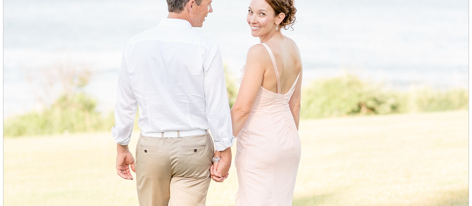 ERIN & JEFF GET MARRIED!  |  WEDDING  |  NARRAGANSET, RHODE ISLAND