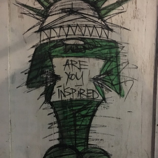 Inspired? London 2018