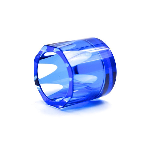 ADAPT TECH BI-COLOR GEM INSERT: BLUE-PURE SAPPHIRE GEM INSERT 19mm Standard