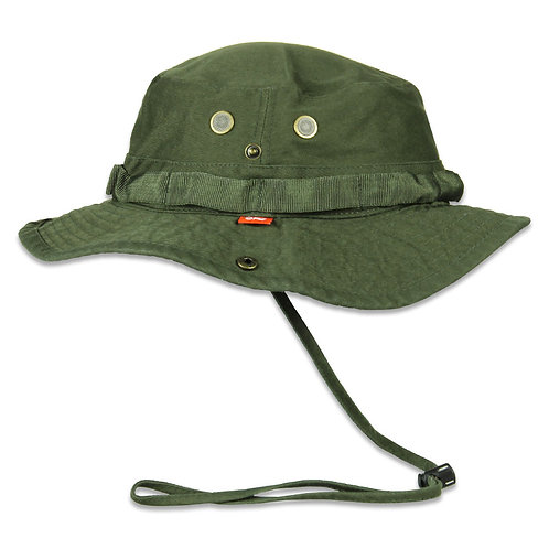 GRASSROOTS CALIFORNIA expedition olive boonie hat