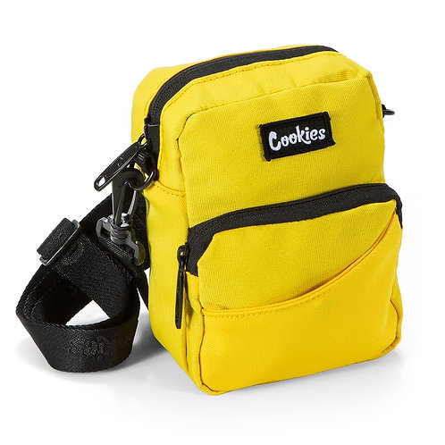 """Cookies """"Clyde"""" Small Shoulder Bag yellow"""