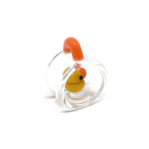 Boomfelazi x Ryno ducky Pendant