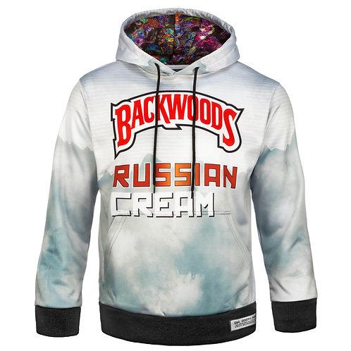 BACKWOODS HOODIE RUSSIAN CREAM