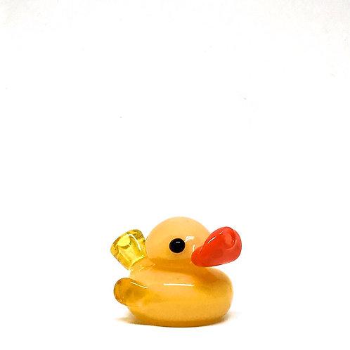 RYNO Glass Ducky mini bubbler