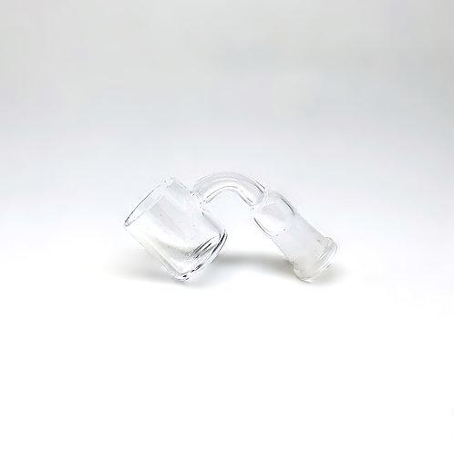 Top quartz banger 90º 14mm Female 30mm