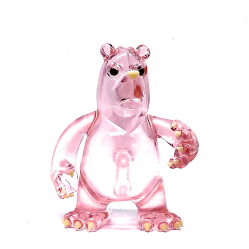 COYLE Pink standing Bear