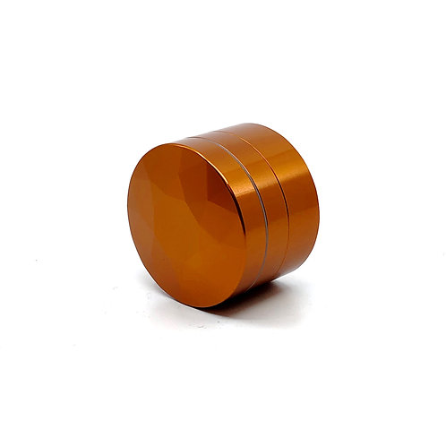 Brilliant Cut Medium grinder ORANGE