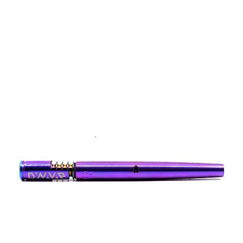 Simrell collection TITANIUM VORTEX Purple with Purple/gold Tip and Cap