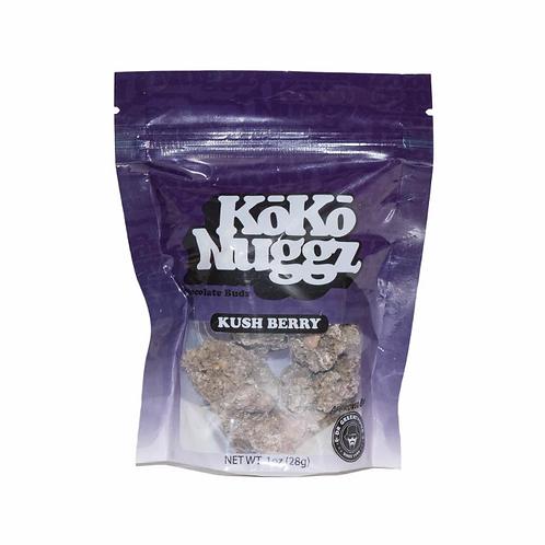 KOKO NUGGZ Chocolate Budz