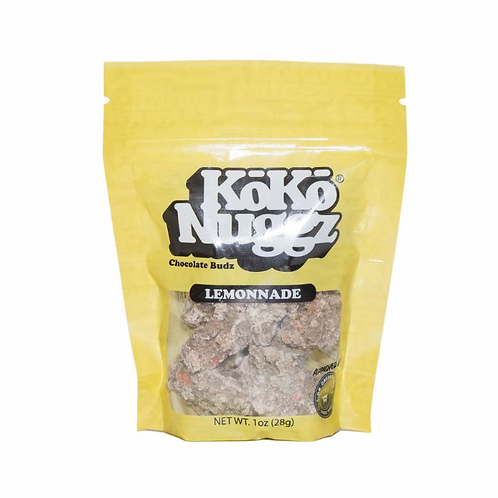 KOKO NUGGZ Chocolate Budz lemonnade