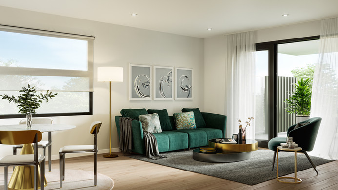 Hillview Living Room 2