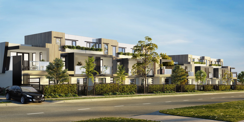Hillview  |  Rowville