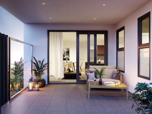 Hillview Balcony