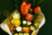 The Wallflower & Wallace - bouquet of flowers