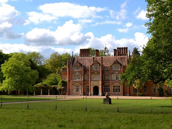 Historic Heydon Hall