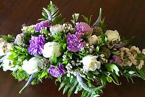 The Wallflower & Wallace - funeral flowers