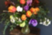 The Wallflower & Wallace - flowers