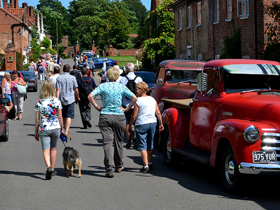 The Street, Heydon