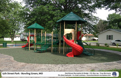 15th Street Park - Bowling Green-MO
