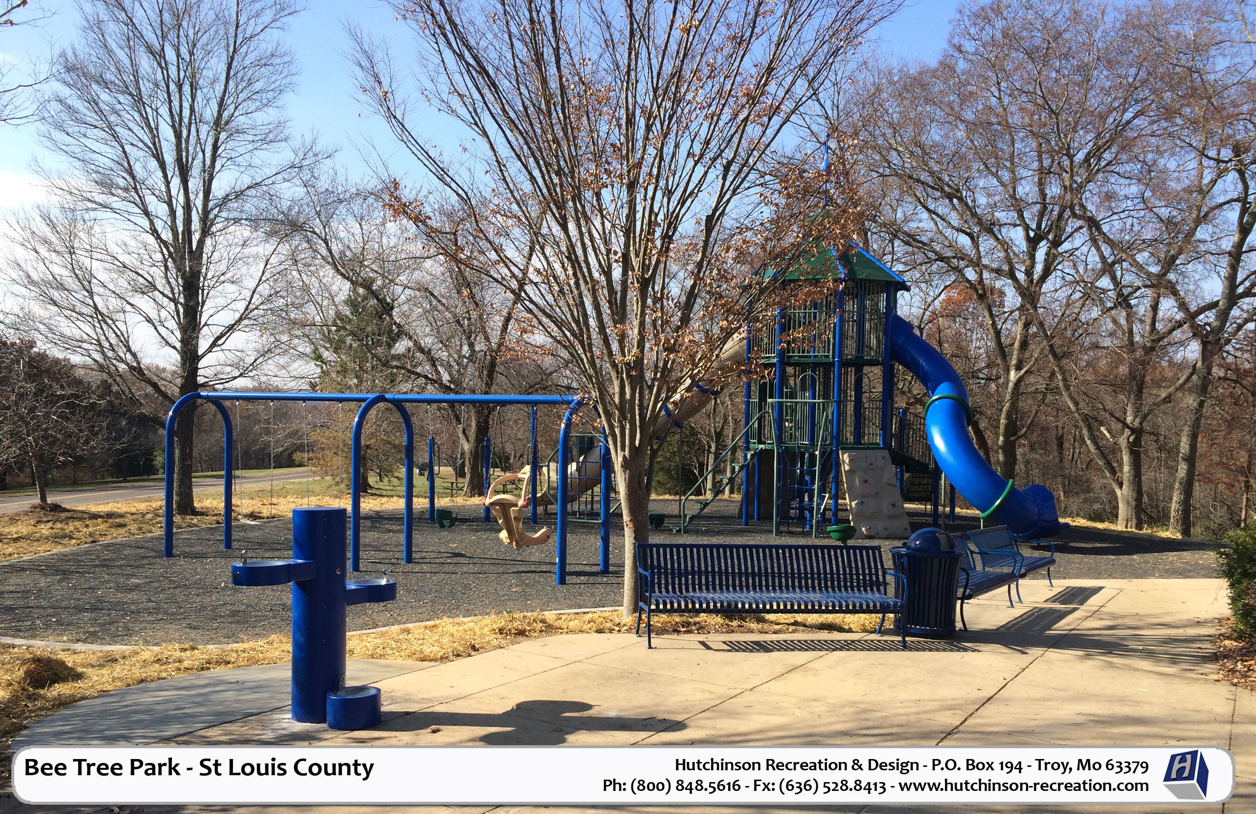 Bee Tree Park - St Louis-MO