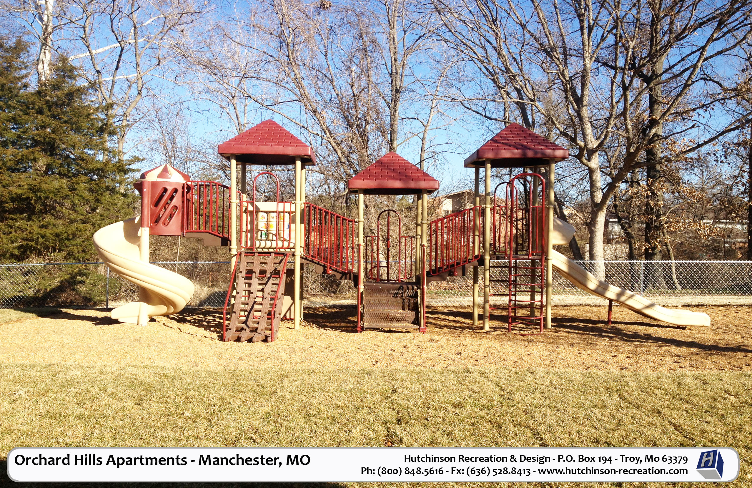 Orchard Hills Apartments - Manchester-MO