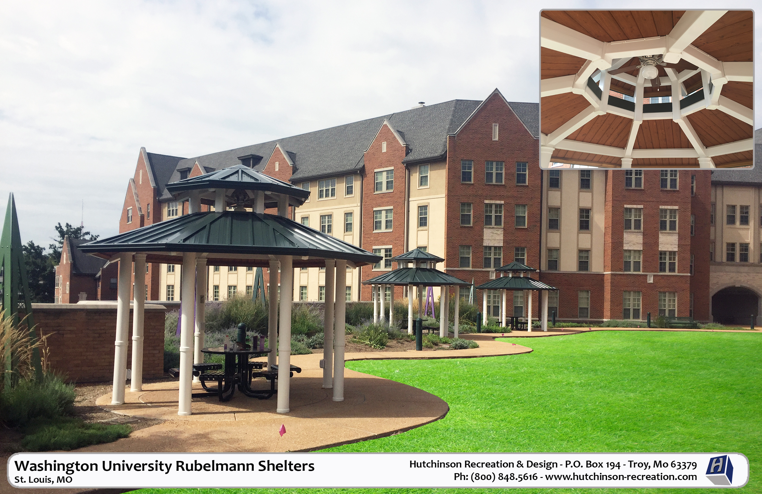 Washington University Rubelmann Shelters - St Louis-MO (Shelter)