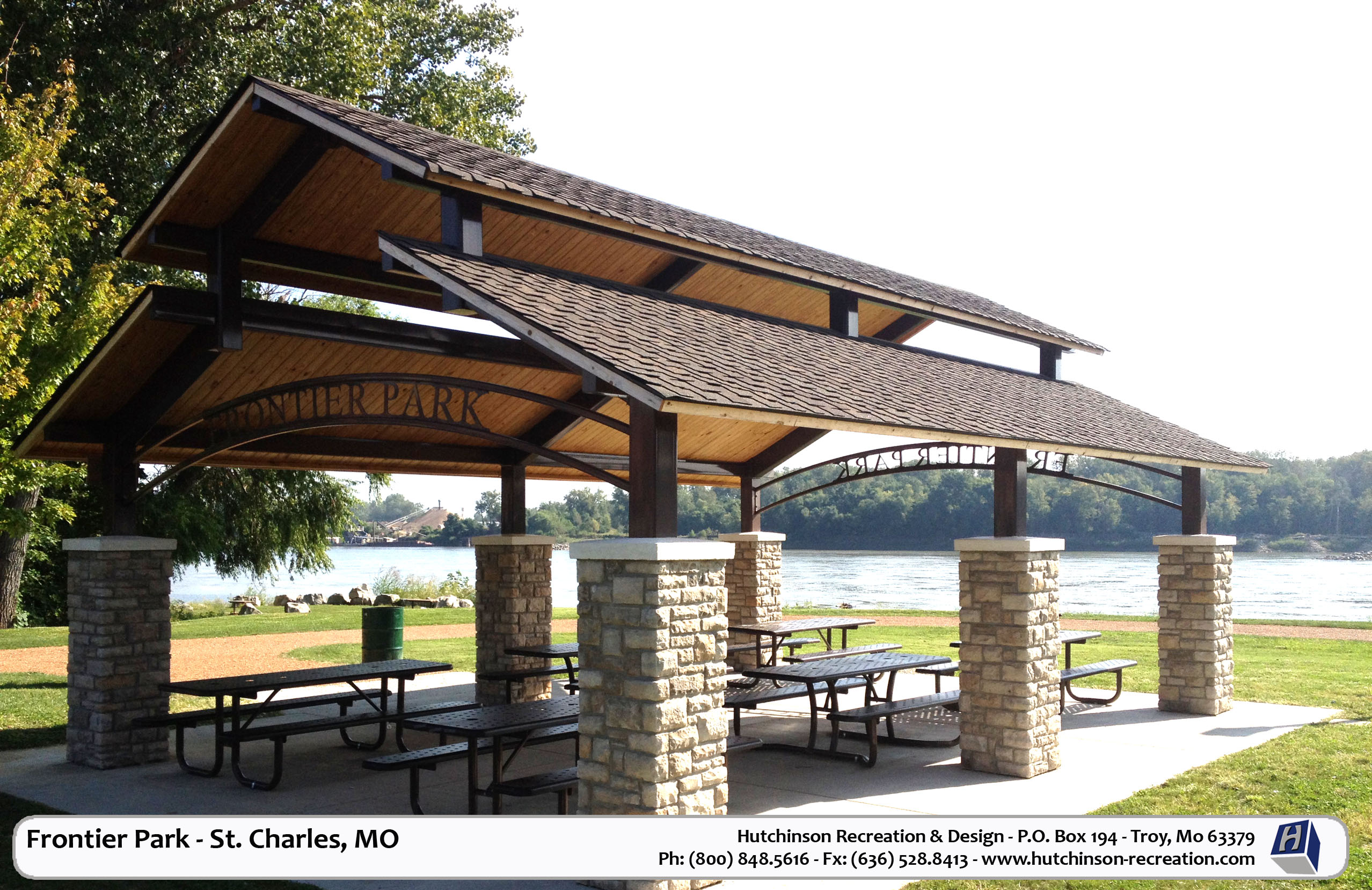 Frontier Park - St Charles-MO (Shelter)
